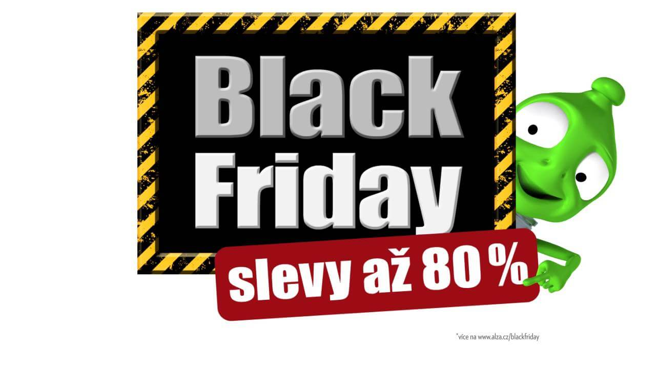 black friday alza 2018